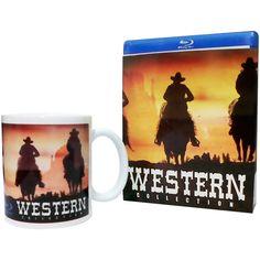 Blu-ray Coleção Faroeste