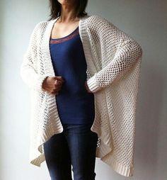 Easy Trendy Crochet Jacket Free Pattern