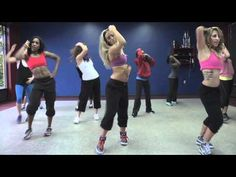 Hey Baby Zumba. This girl's channel is awesome too. I should've started Zumba a long time ago. I LOVE it!!