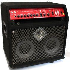 SWR Redhead - tube bass combo