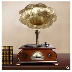 Antiqued pine phonograph LP player bluetooth 4.0 remote control gramophone USB/FM/Subwoofer deluxe decoration furniture 100~240  Price: 723.99 & FREE Shipping #computers #shopping #electronics #home #garden #LED #mobiles #rc #security #toys #bargain #coolstuff  #headphones #bluetooth #gifts #xmas #happybirthday #fun Speaker Amplifier, Bluetooth Speakers, Computer Gadgets, Electronics Gadgets, Tech Gadgets, Lp Player, Mobiles, Usb, Kinds Of Colors
