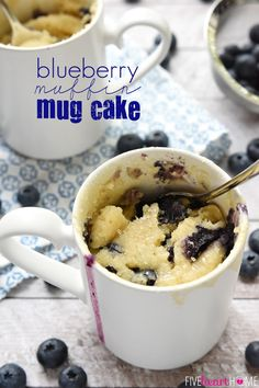 Blueberry Muffin Mug