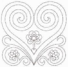 Free Continuous Machine Quilting Designs - Bing Images by ammieiscool