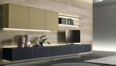 Contemporary Wall Units - 15 Fabulous Ideas and Designs
