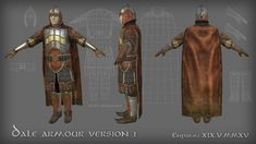 Based on Weta Workshop concepts and Hobbit movies. Created for Rise of the Mordor modification http://www.moddb.com/mods/total-war-rise-of-mordor