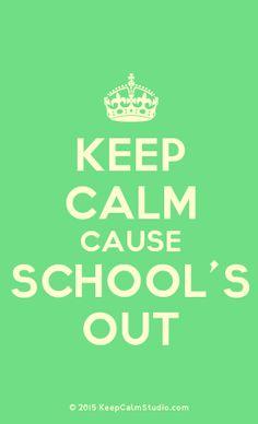 [Crown] Keep Calm Cause School