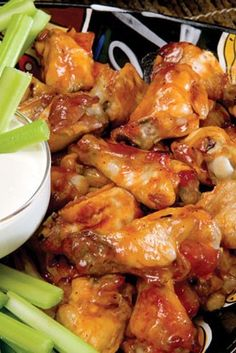 Check out what I found on the Paula Deen Network! Super Bowl Wings http://www.pauladeen.com/recipes/recipe_view/super_bowl_wings
