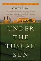 Under the Tuscan Sun by Frances Mayes - Never mind the movie, read the book. It's wonderful.