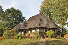 traditional house -Bucovina