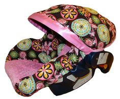 Infant Car Seat Cover  I'm on a mission to find this pattern!!