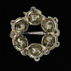 Ring brooch      Place of origin:      Scandinavia (possibly, made)     Hungary (possibly, made)     Date:      1300-1400 (made)