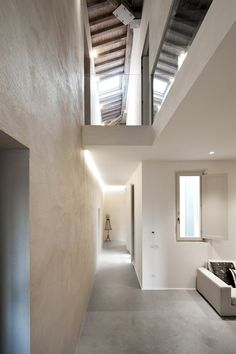 Double Level Apartment Renovation In Siena - Picture gallery