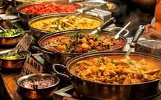 Pantry Cafe is specialize in best catering service in San Jose. We Offers affordable and best catering for parties & events in San Jose. Wedding Food Catering, Wedding Buffet Food, Food Buffet, Wedding Reception Food, Food Menu, Wedding Menu, Catering Food, Rustic Wedding, Lunch Catering