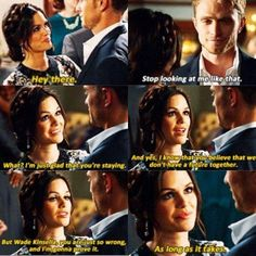Hart of Dixie - Zoe and Wade on We Heart It