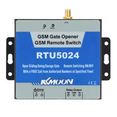 GSM Toröffner GSM Fernschalter RTU5024 Garage Schaukel Schiebe Toröffner Fernbedienung Auf/Aus-schalter Zugangstür Opener