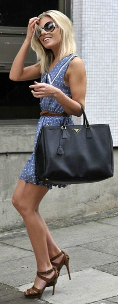 Me everyday ..   little summer dress,  easy sandaled heels.