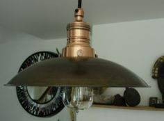 VINTAGE INDUSTRIAL STYLE CEILING LAMP LIGHT PENDANT