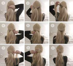 Marre de cette queue de cheval qui ne reflète pas votre personnalité et votre humeur de la journée ? Adoptez nos 7 tutos pour diversifier vos coiffures !