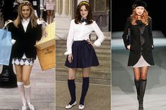 As pernas, parte sensual do corpo feminino, durante muitos séculos não podiam ser mostradas em público. Por isso as mulheres usavam vestidos e saias que arrastavam no chão. Só a partir do século XX, mais ou menos na década de 1920, que as pernas passaram a ser descobertas. As meias, então, não se esconderam mais debaixo de longas saias. E com essa valorização das pernas, as meias que as revestem, ficaram mais trabalhadas e bonitas, justamente para serem mostradas. Ano passado, muitas grifes…