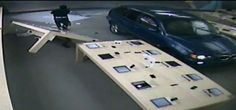 Two Thieves Slammed A BMW Car Into The Apple Store: Security Camera Footage - Surely at present, iPhone 5 is one of the buzzing topics which Apple released on September 12. In fact, iPhone is such a phone that grabs every people's attention, even thieves' too. On last Thursday, September 6, some thieves slammed a BMW car into the Apple Store at Promenade Mall, in Temecula, California and looted idevices (iPhone, iPad etc). The security cameras inside the store captured the whole thing. Want…