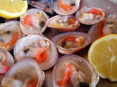 Shrimp, Meat, Vegetables, Food, Veggies, Vegetable Recipes, Meals, Yemek, Eten