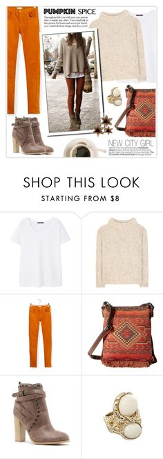 """""""Coffe break"""" by mejola ❤ liked on Polyvore featuring Violeta by Mango, Anja, Tom Ford, Roseanna, M&F Western, Fall, pss, Fall2016 and fallgetaway"""