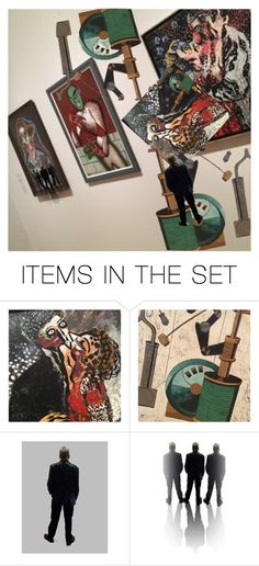 """PICABIA @ MoMA # 53"" by harrylyme ❤ liked on Polyvore featuring art"
