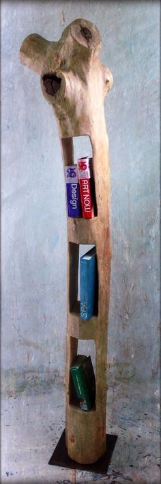 De raiz - design e arte: Estantes