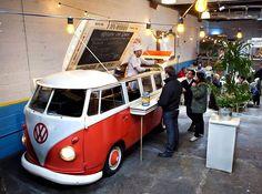 Volkwagen Campervan Restaurant - Fantastic!