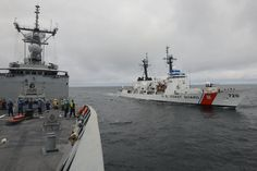 U.S. Coast Guard Cutter Sherman recently concluded two-weeks of multinational naval exercises as the U.S. Coast Guard representative to UNITAS 2014. The U.S. Navy's 4th Fleet was represented by USS Ingraham (FFG 61), and other naval units, including Patrol Squadron 10 (VP-10) and Destroyer Squadron 40.