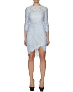 Lover the Label lace dress