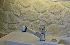 Steinwand Küche Mamposteria Kunststein, Wandverkleidung, Fliesen,  Dekorative Wände, Kuchen, Steine,