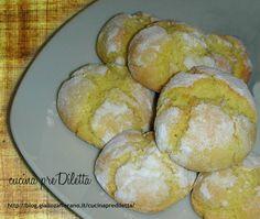 Ghoriba, ricetta biscotti marocchini