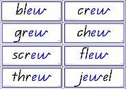 lots of Phonics Words Vowels