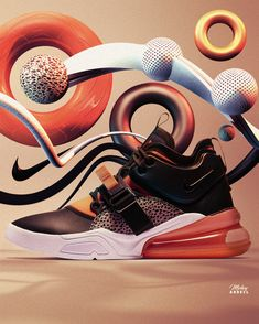 the latest 12e7b 3cd54 Nike Air Force 270 sneaker art wmcskills