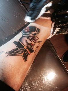 Mesquitattoo #ink #tattoo #skull