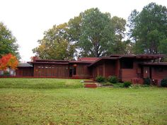 Beautiful Abodes: The Works of Frank Lloyd Wright #franklloydwrighthomes #architecture #ideas