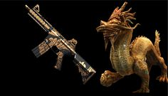 Armas del Dragon Negro en Team Deathmatch - Ingeniero - 60 fps
