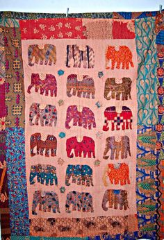 african american quilts from india philadelphia museum - Google Search