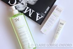 [#Review] #SVR #Sebiaclear Gel Moussant e Cicapeel  http://clairelouiseoxford.blogspot.it/2015/11/review-svr-sebiaclear-gel-moussant-e.html