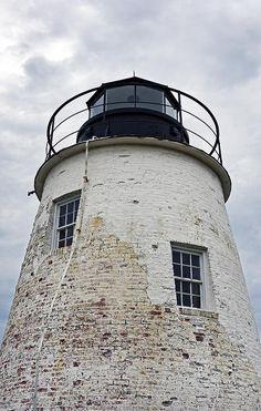 Piney Point Lighthouse - Maryland   www.liberatingdivineconsciousness.com
