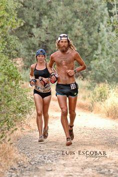 Ultramarathoners Anton Krupicka & Jenn Shelton