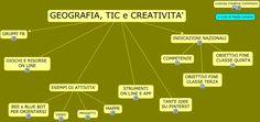 GEOGRAFIA E TIC - Quali risorse ci possono aiutare nell'insegnamento della geografia?