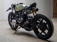 BMW R80 mutant custom café racer by ironwood motorcycles