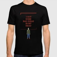 (Unisex Taxi Driver - Travis Bickle Quote T-Shirt) #Illustration#Movie#MoviesTv#PopArt#Quote#RobertDeNiro#Scorsese#TaxiDriver#TravisBickle#Vintage is available on Funny T-shirts Clothing Store   http://ift.tt/2atdWMh