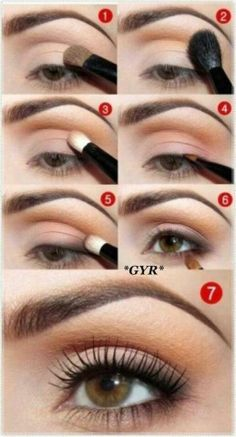 The fast way to enlarge your eyes