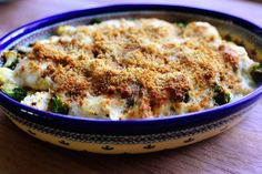 Broccoli and Cauliflower Casserole - The Pioneer Woman Cooks The Pioneer Woman, Pioneer Women, Dinner Side Dishes, Dinner Sides, Main Dishes, Paula Deen, Vegetable Side Dishes, Vegetable Recipes, Veggie Side