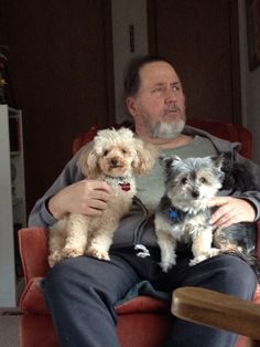 Mike, George and Yogi