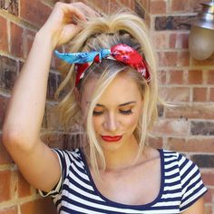 Looking to add another tool to your hair arsenal? Bandana may not seem like it, but it's a versatile accessory that can be used with different styles and hair lengths. From sophisticated retro rolls to hip hop style braids, bandana hairstyles are as diverse as bandanas themselves. Chic and Fun Bandana Hairstyles Bandanas can be …