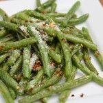 Fresh Roasted Green Beans